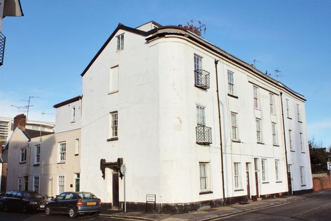 Thumbnail End terrace house to rent in Magdalen Street, Exeter