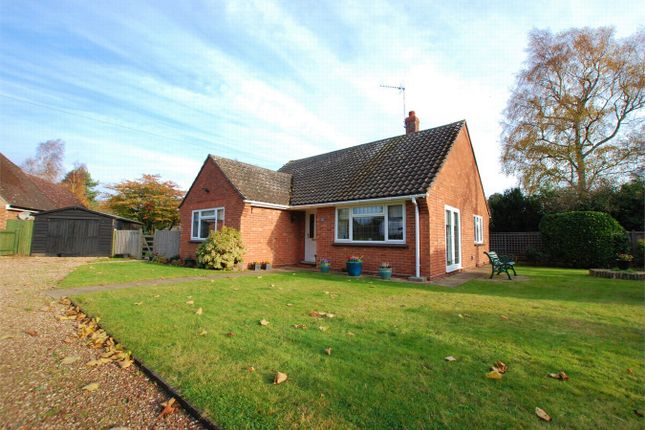 Thumbnail Detached bungalow for sale in Stourdale Close, Lawford, Manningtree, Essex