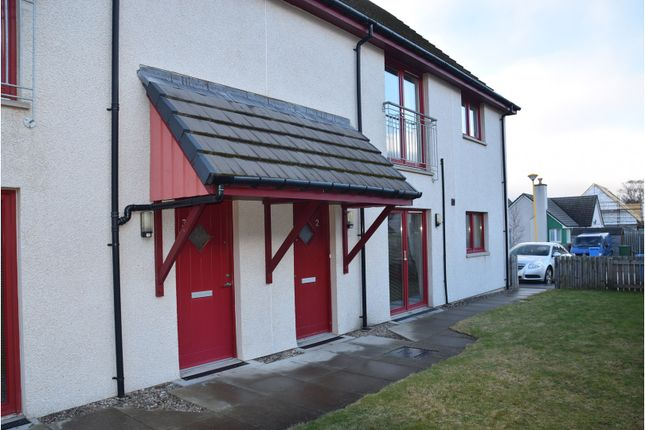 Thumbnail Flat for sale in Watkinson Court, Aviemore
