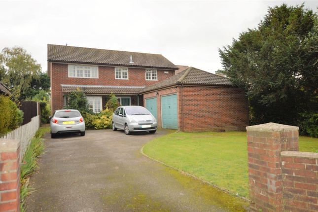 4 bed detached house for sale in Bowes Hill, Rowlands Castle