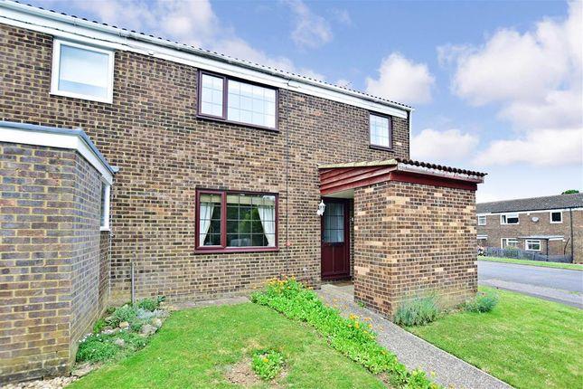Thumbnail End terrace house for sale in Hurst Road, Kennington, Ashford, Kent