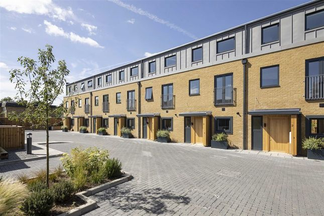 Thumbnail Terraced house for sale in Timberyard Mews, Worcester Park
