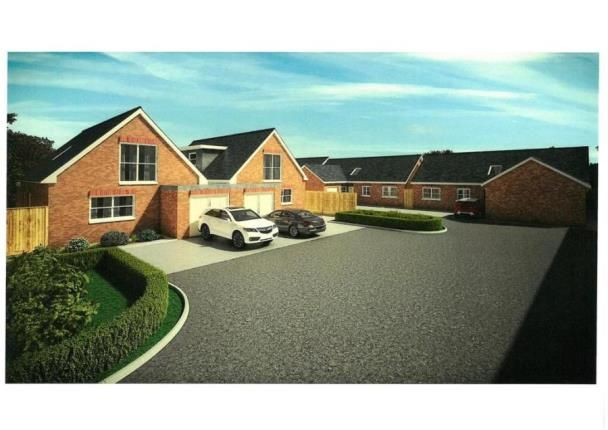 Thumbnail Link-detached house for sale in Belle Vue Lane, Blidworth