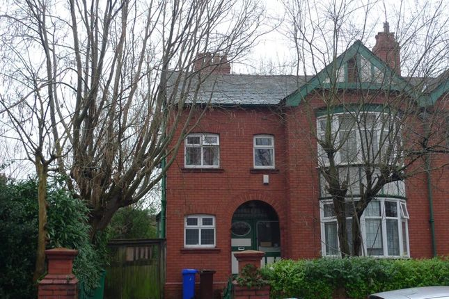 Thumbnail Property to rent in Daisy Bank Road, Longsight, Manchester