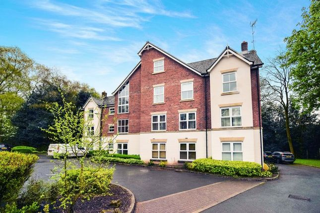 Thumbnail Flat to rent in The Coppice, Worsley, Manchester