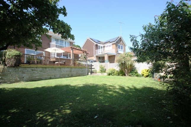 Thumbnail Detached house to rent in Longlands, Broadwater, Worthing