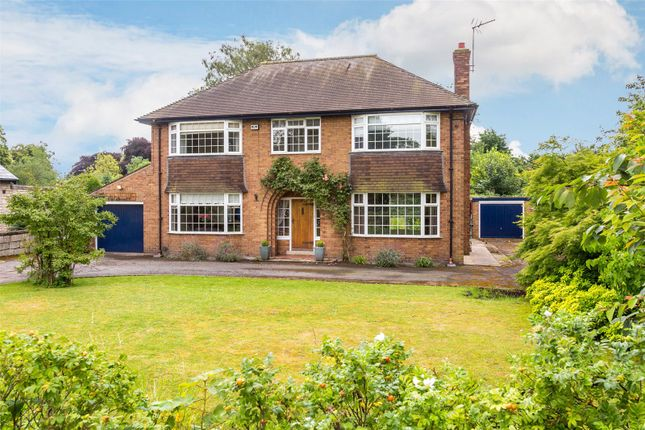 Thumbnail Detached house for sale in Doncaster Road, Selby