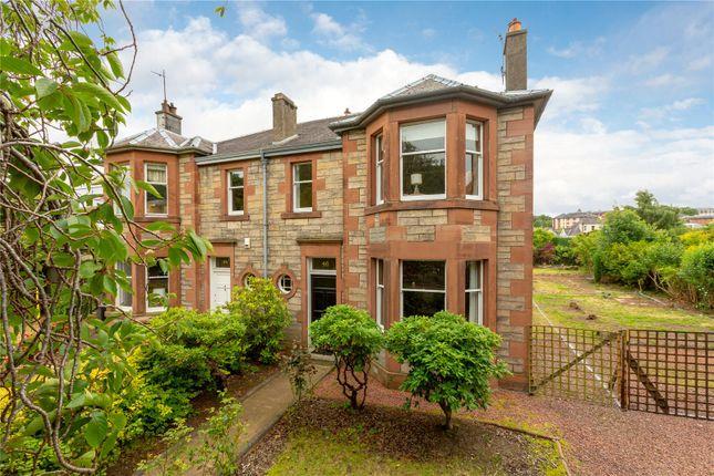 Thumbnail 4 bed semi-detached house for sale in Craigleith Road, Edinburgh