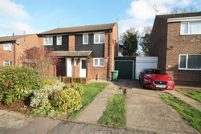 Thumbnail Semi-detached house to rent in Bronte Close, Aylesbury