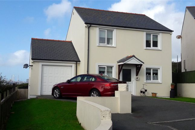Thumbnail Detached house to rent in Ridgeview Close, Pennar, Pembroke Dock