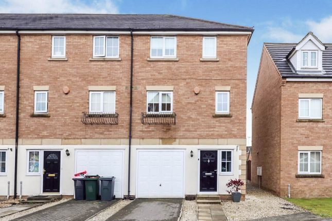 3 bed end terrace house for sale in Laughton Meadows, Dinnington, Sheffield, South Yorkshire S25