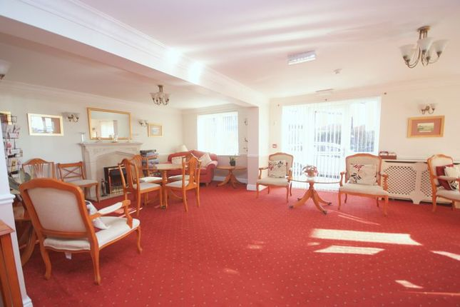 Communal Lounge of Robinson Court, Beach Road, Lee-On-The-Solent PO13