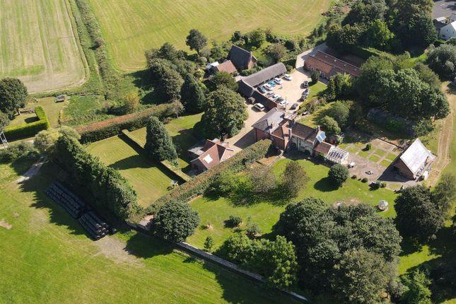Detached house for sale in Eastcott Common, Eastcott, Devizes
