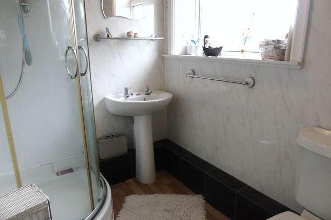 Shower Room of Sinclair Avenue, Whiston, Prescot L35