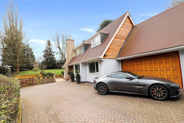 Detached house for sale in Church Road, Snitterfield, Stratford-Upon-Avon