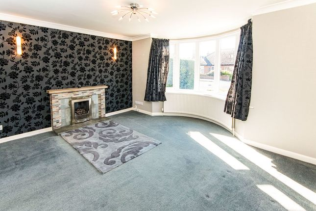 Thumbnail Detached house for sale in Western Crescent, Lincoln