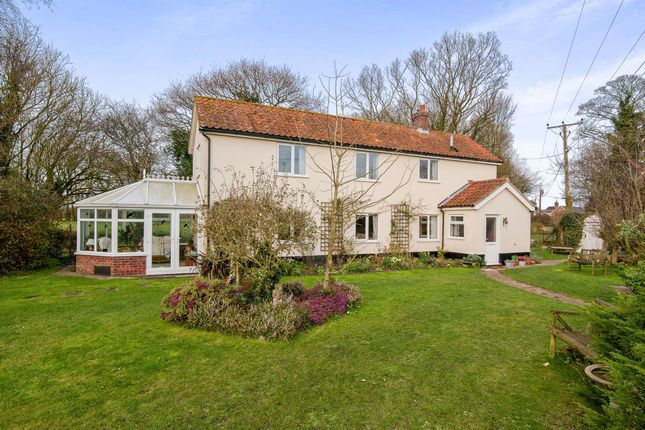 Thumbnail Cottage for sale in Bleach Green, Wingfield, Diss