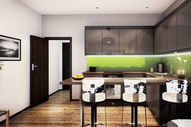 1 bed flat for sale in Central Apartments, 92 Duke Street, Liverpool L1