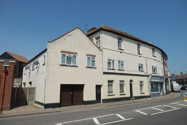 Thumbnail Flat to rent in West Street, Harwich