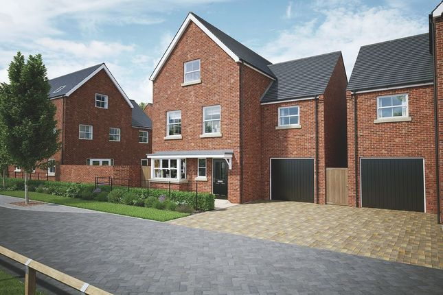 Thumbnail Detached house for sale in Church Lane, Stanway, Colchester