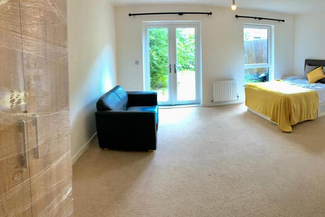 Thumbnail Room to rent in Brindley Point, Birmingham