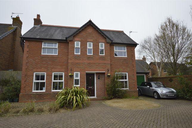 Thumbnail Detached house for sale in Watch Elm Close, Bradley Stoke, Bristol