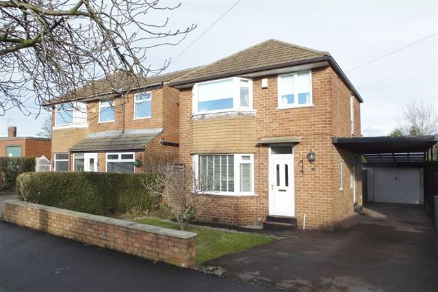 Thumbnail Detached house for sale in Durlstone Crescent, Gleadless