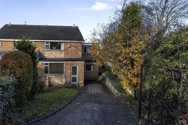 Thumbnail Semi-detached house for sale in Bracken Hill, Mirfield, West Yorkshire