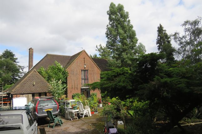 Thumbnail Detached house for sale in Red Lane, Burton Green, Kenilworth