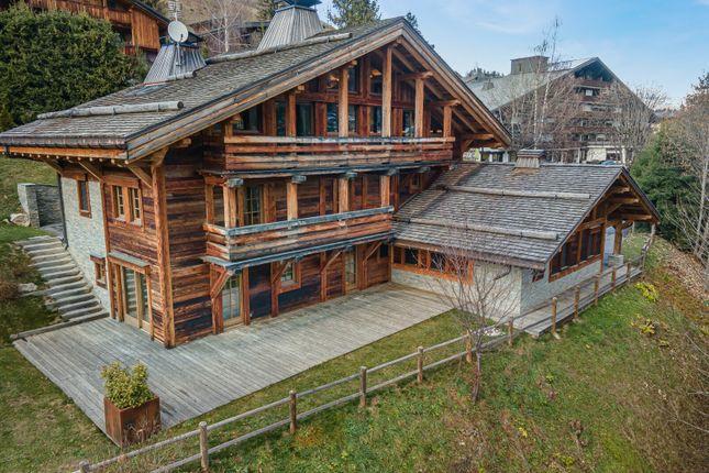 Thumbnail Chalet for sale in Bas Jaillet 74120, Megève, Sallanches, Bonneville, Haute-Savoie, Rhône-Alpes, France
