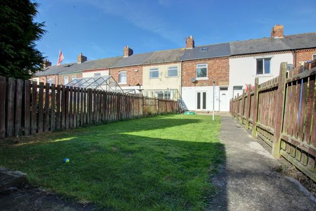 Thumbnail Terraced house for sale in Railway Terrace, New Herrington, Houghton Le Spring