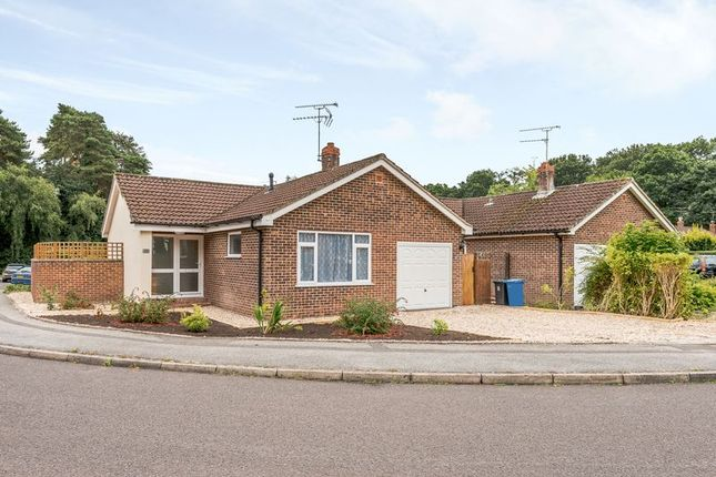 Thumbnail Bungalow for sale in Grebe Close, Upton, Poole