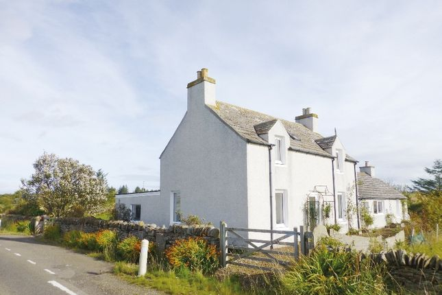 Thumbnail Country house for sale in Banniskirk, Halkirk