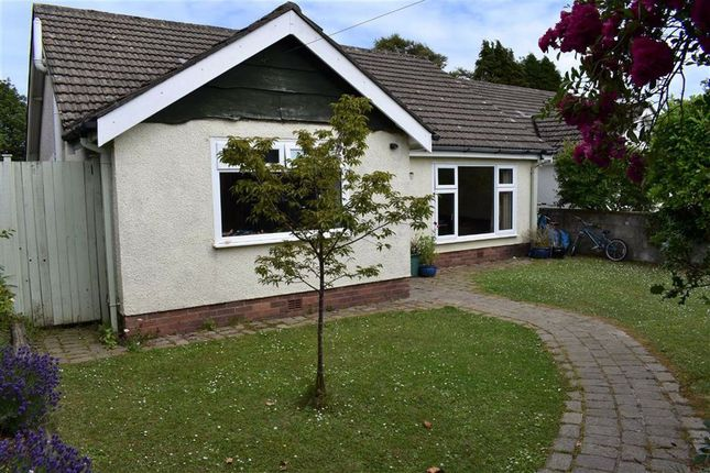 Thumbnail Detached bungalow for sale in Long Acre, Murton, Swansea