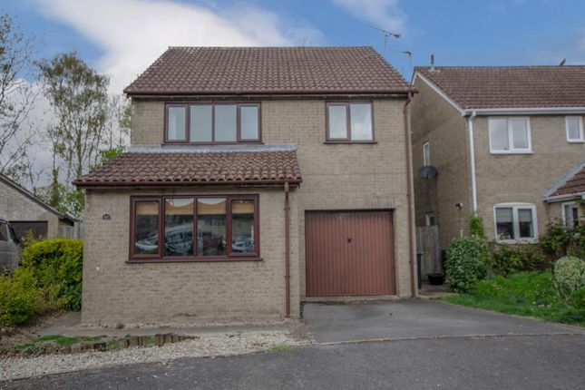Thumbnail Detached house for sale in 45 Angelica Gardens, Horton Heath, Eastleigh