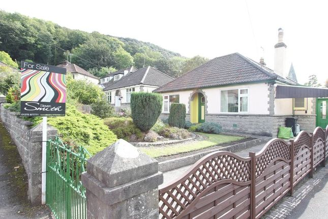 Thumbnail Detached bungalow for sale in The Croft, Clevedon