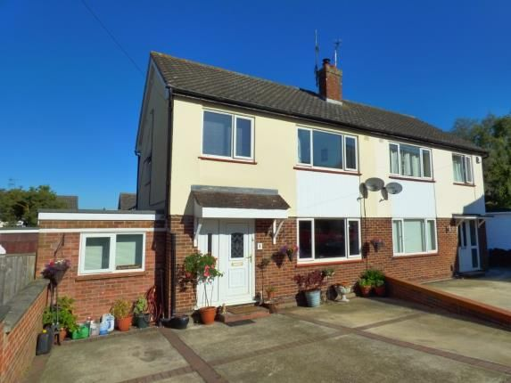 Thumbnail Semi-detached house for sale in Colchester, Essex, United Kingdom