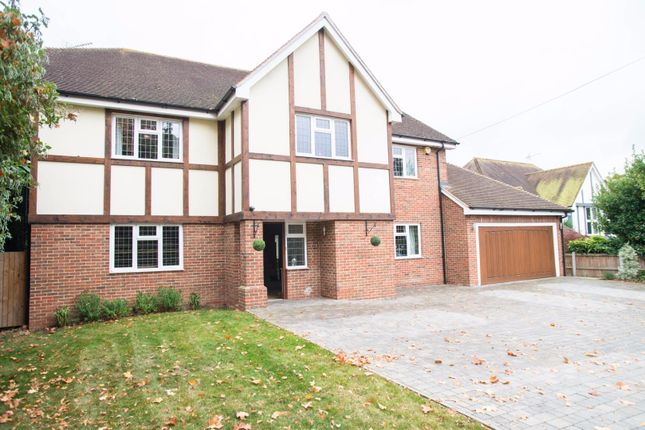 Thumbnail Detached house for sale in Wambrook Close, Hutton, Brentwood