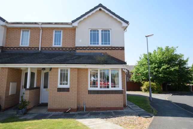 3 bed semi-detached house for sale in St Davids Court, Connah's Quay, Deeside, Clwyd