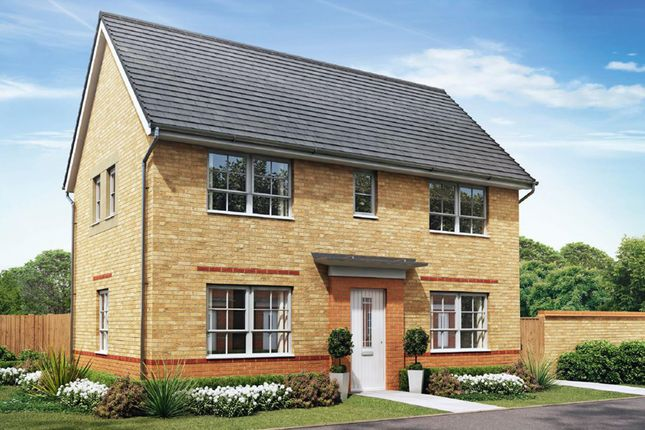 "Thumbnail Detached house for sale in ""Ennerdale"" at Cobblers Lane, Pontefract"