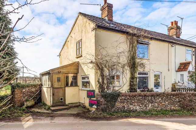 Thumbnail End terrace house for sale in Craymere Road, Briston, Melton Constable