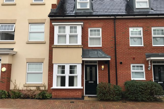 Thumbnail Terraced house to rent in Trinity Village, Mackintosh Street, Bromley