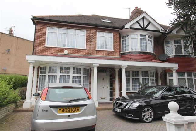 Thumbnail Semi-detached house for sale in Larkshall Road, North Chingford, London