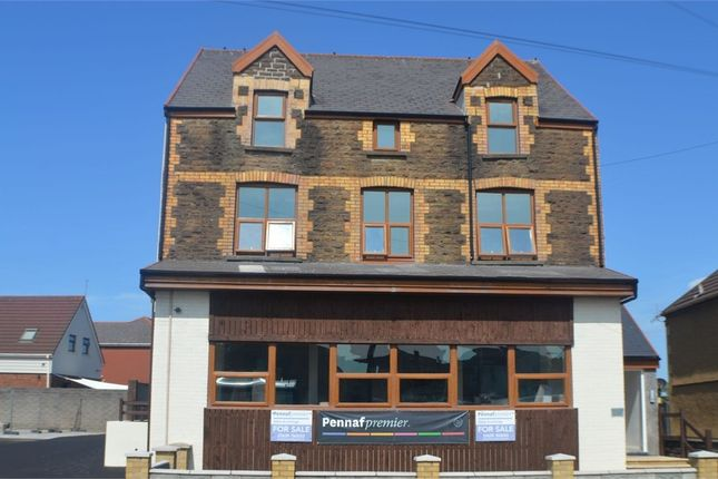 Thumbnail Flat for sale in 191 Victoria Road, Aberavon