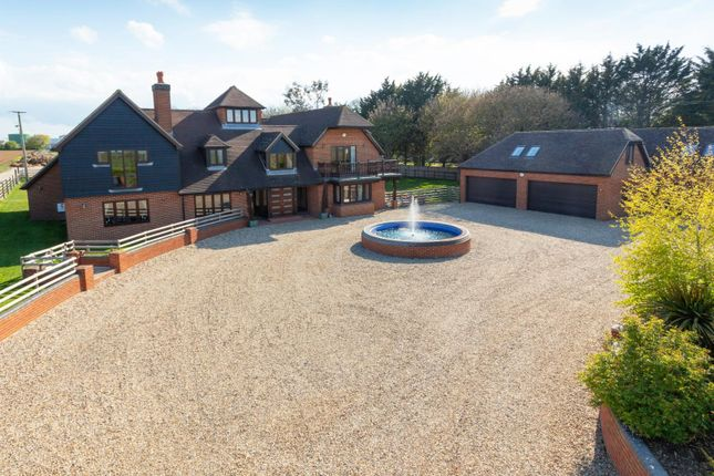 5 bed detached house for sale in Canterbury Road, St. Nicholas At Wade, Birchington CT7