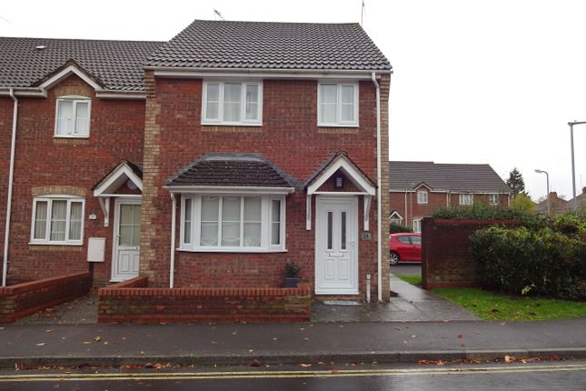 Thumbnail Semi-detached house to rent in Millbrook, Horsey Lane, Yeovil, Somerset