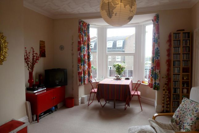 Thumbnail Flat to rent in Eastern Terrace, St. Georges Road, Southsea