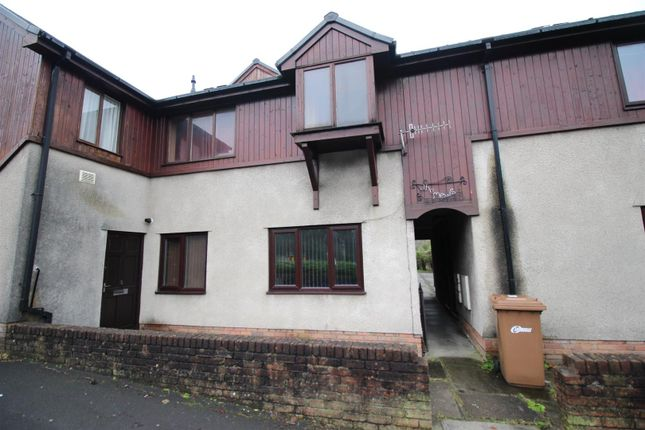 Thumbnail Flat for sale in The Mews, Cwmcarn, Newport