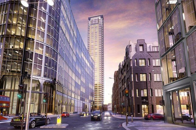 Thumbnail Flat for sale in Worship Street, Shoreditch