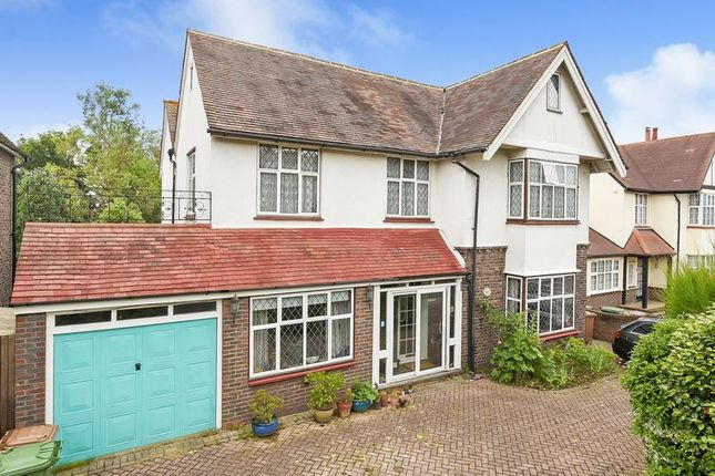 Thumbnail Detached house for sale in Sandhurst Road, Sidcup